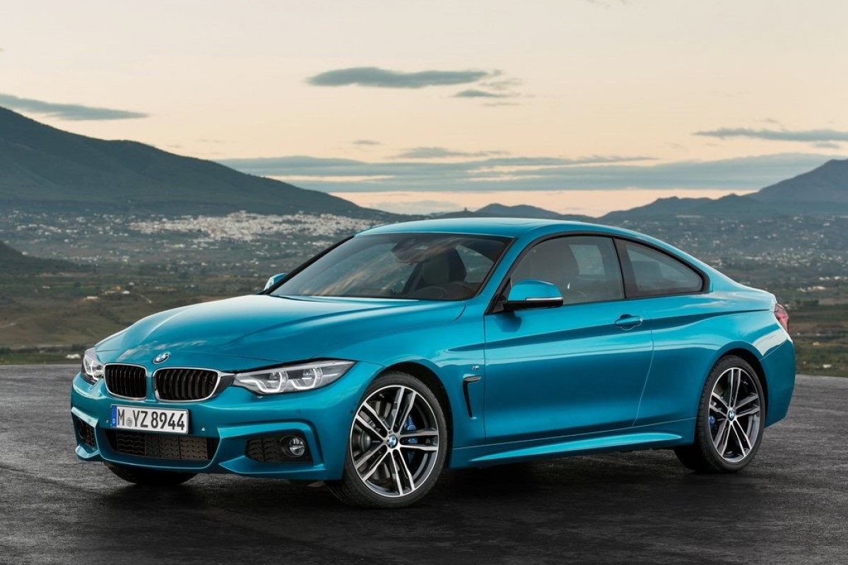 BMW Serie 4: restyling totale