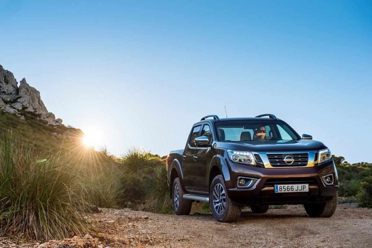 Nissan Navara: il pick-up intelligente‎ per le flotte