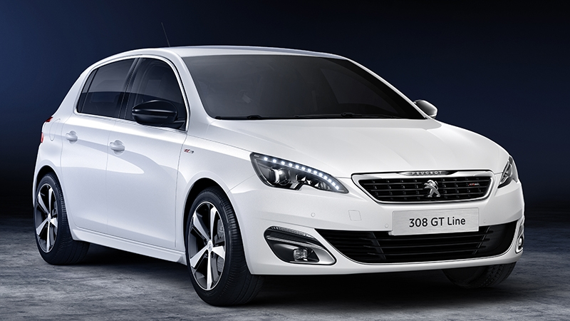 PEUGEOT 308 BUSINESS 1.6 8V HDI 92 CV FAP