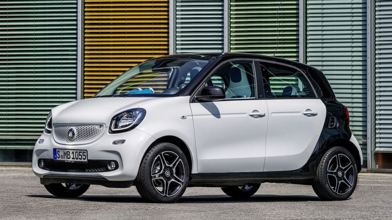 SMART FORFOUR 1.0 52kw Prime