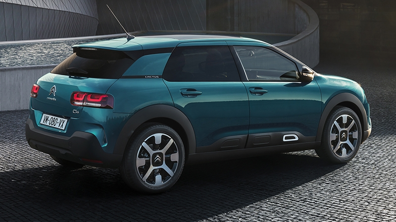 Citroën C4 Cactus Blue Hdi 100 Feel