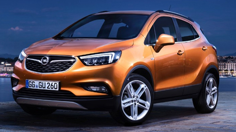OPEL MOKKA X 1.4 Business Gpl-Tech 140cv 4x2 Mt6