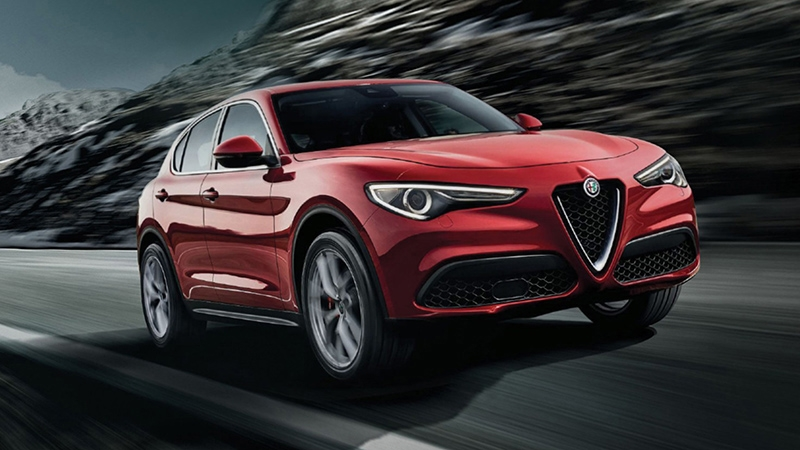 ALFA ROMEO STELVIO 2.2 Turbo 210cv At8 Q4 Business