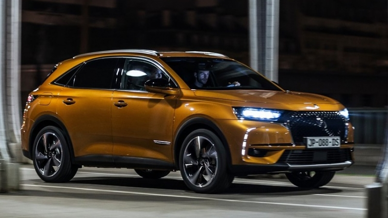 DS 7 CROSSBACK Bluehdi 130 Automatica Business