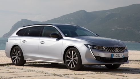 PEUGEOT 508 SW Bluehdi 130 Business Sw S/s