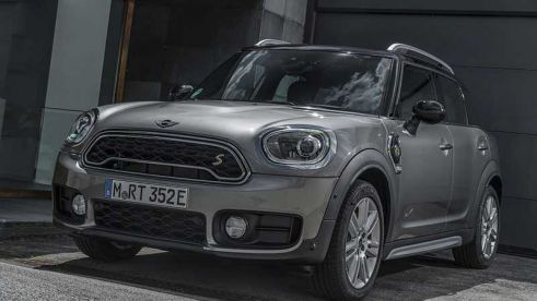MINI COUNTRYMAN Cooper S E All4 Business Autom.