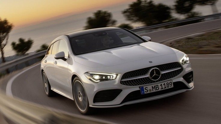MERCEDES CLA SW Cla 200 D Automatic Business
