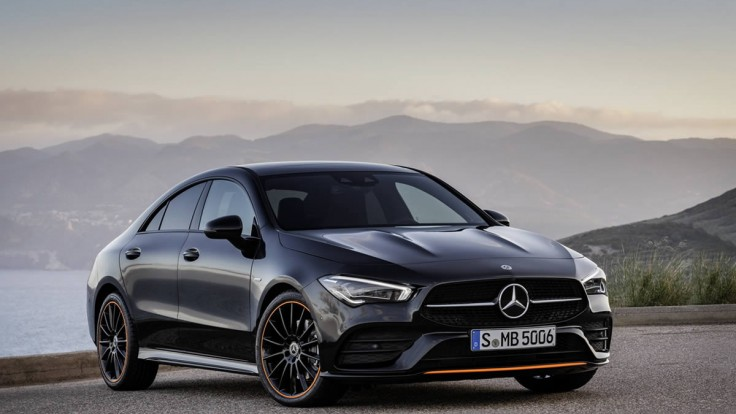 MERCEDES CLA Cla 180 D Business